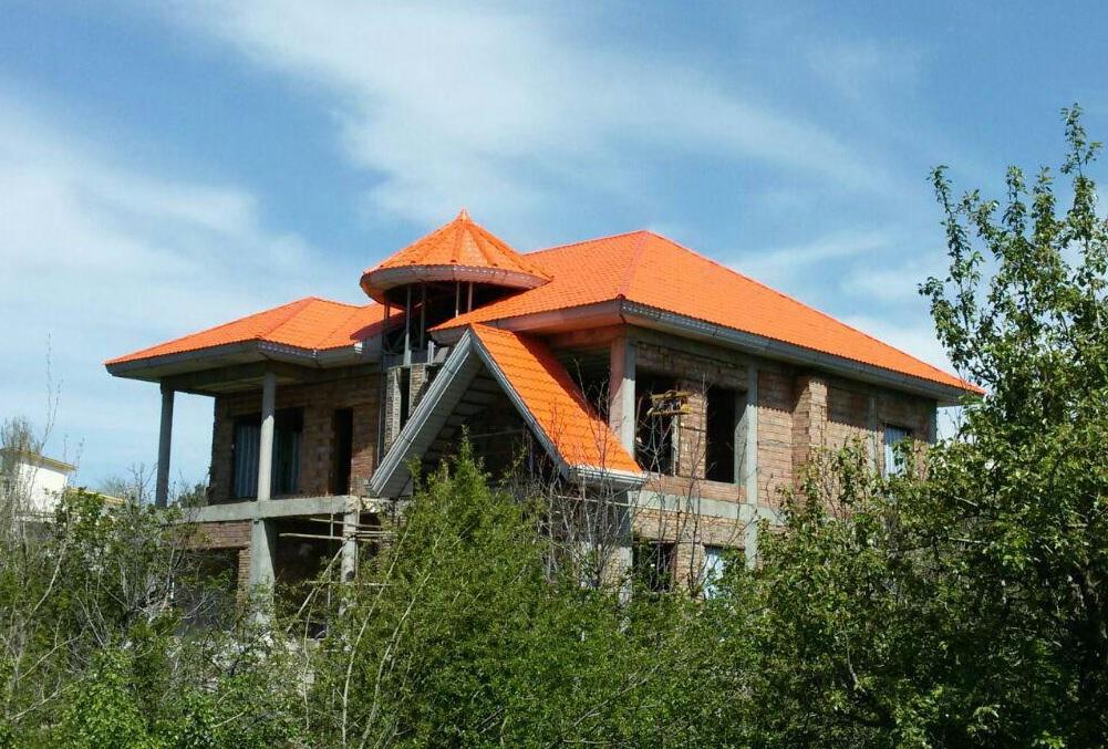 ویژگی های استفاده از سقف گالوانیزه