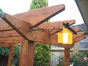چوب آلاچیق سایپرس ( Cypress )
